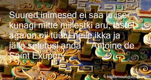 Quotes About Inimesed