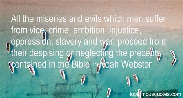 Quotes About Injustice In The Bible