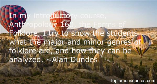 Quotes About Introductory