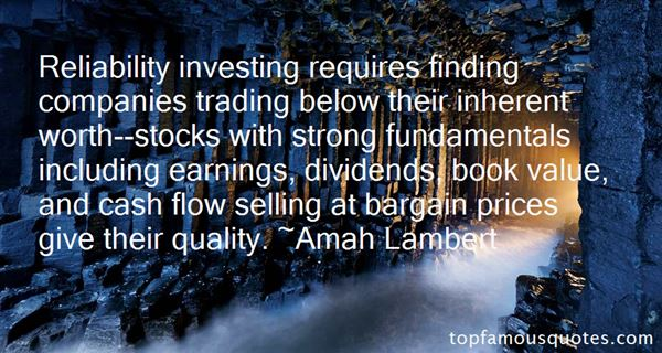 Quotes About Investing In Stocks