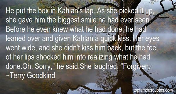 Quotes About Kahlan