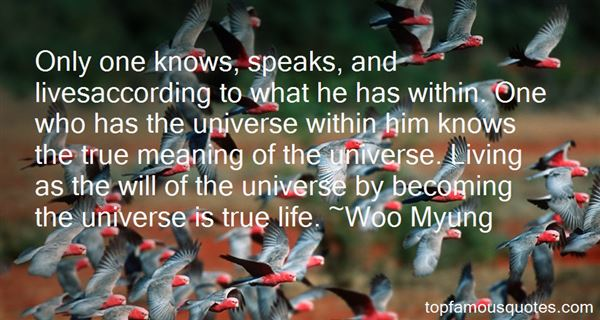 Quotes About Knows