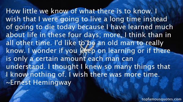 Quotes About Learning New Things