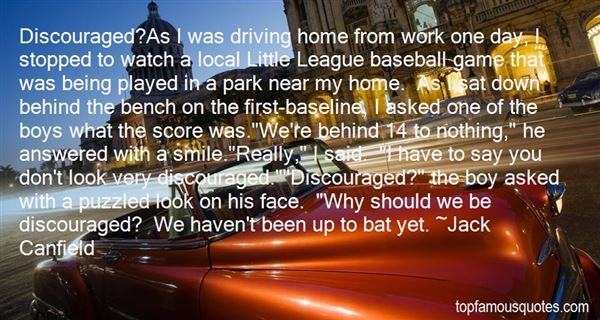 Quotes About Little League Baseball