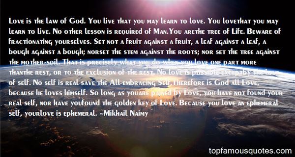 Quotes About Lovet