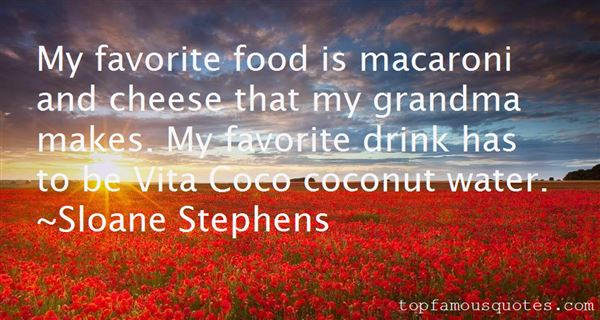 Quotes About Macaroni And Cheese