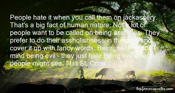 Quotes About Man Being Evil