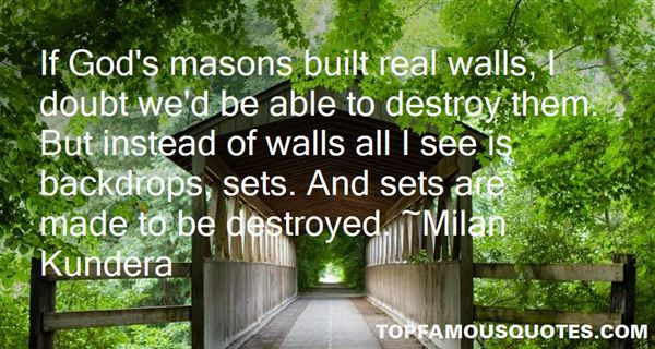 Quotes About Mason