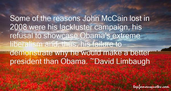 Quotes About Mccain