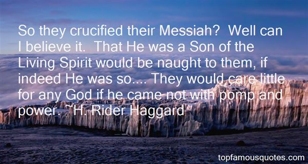 Quotes About Messiah