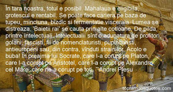 Quotes About Minciuna