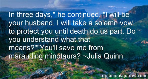 Quotes About Minotaurs
