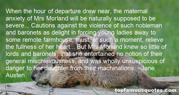Quotes About Morland