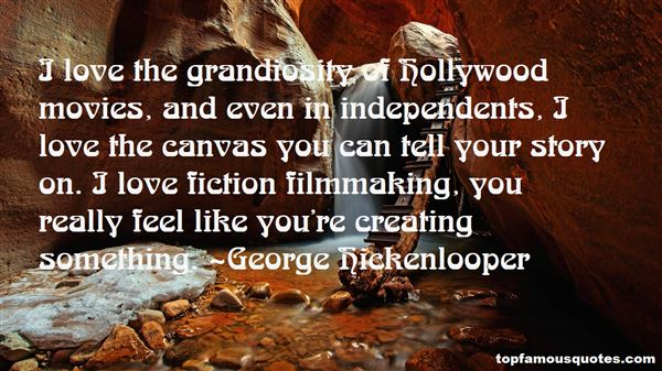 Quotes About Movie Filmmaking