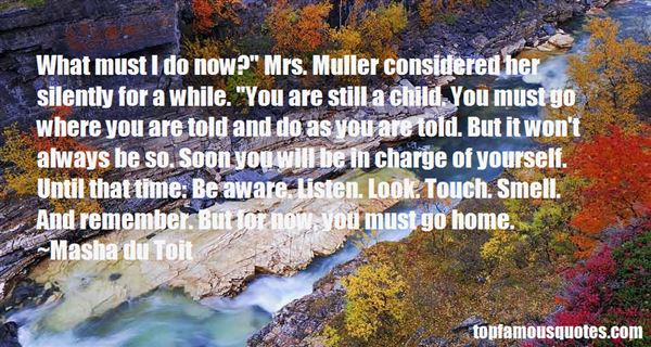 Quotes About Muller