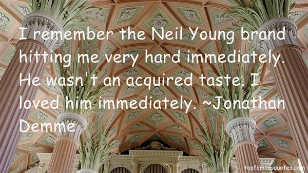 Quotes About Neil Young