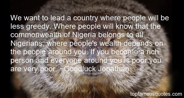 Quotes About Nigerians