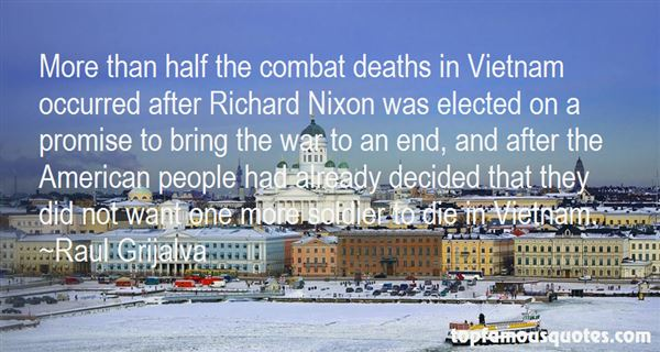 Quotes About Nixon Vietnam