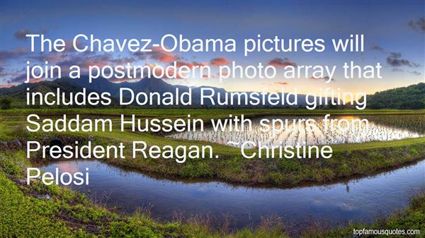 Quotes About Obama Reagan