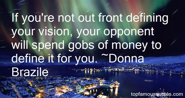 Quotes About Opponent