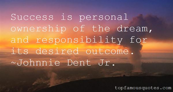 Quotes About Ownership And Responsibility
