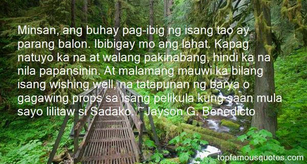 Quotes About Pag Ibig