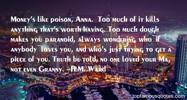 Quotes About Paranoid In Love