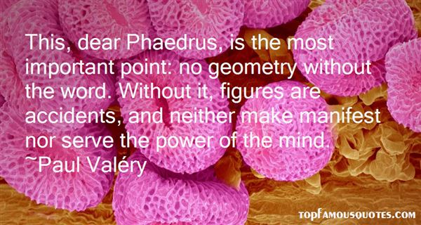 Quotes About Phaedrus