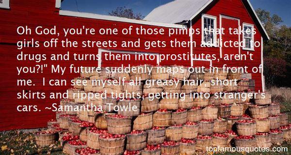 Quotes About Pimps