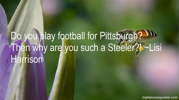 Quotes About Pitt