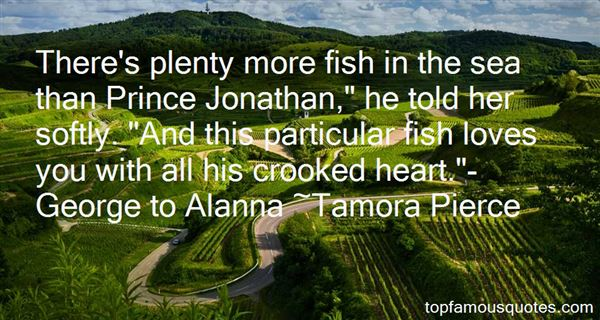 Quotes About Plenty More Fish In The Sea