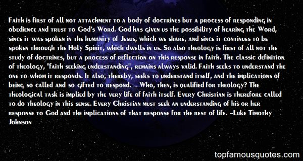 Quotes About Process Theology