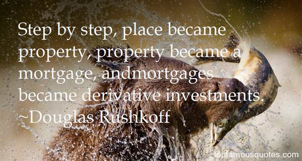 Quotes About Property Investment