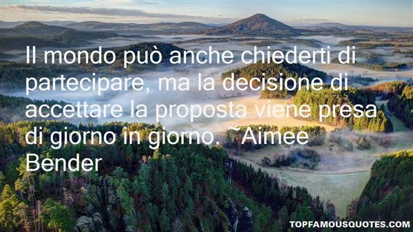 Quotes About Proposta