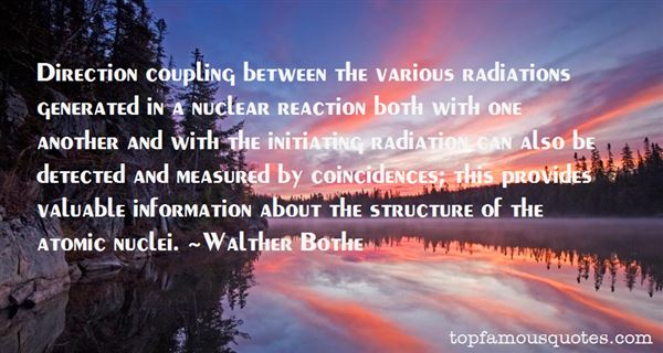 Quotes About Radiations