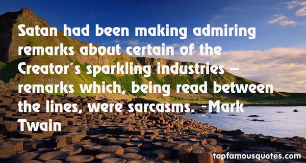 Quotes About Remarks