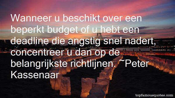 Quotes About Richtlijnen