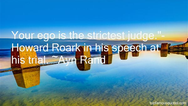 Quotes About Roark