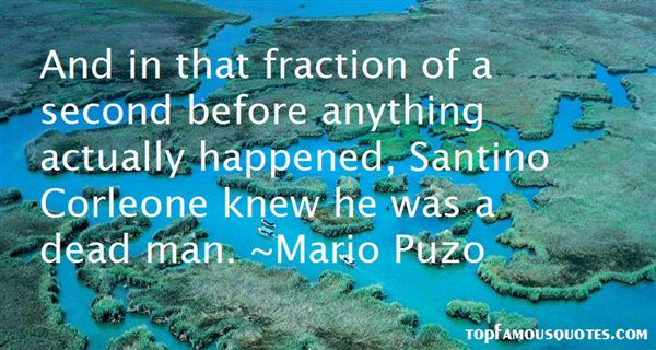 Quotes About Santino