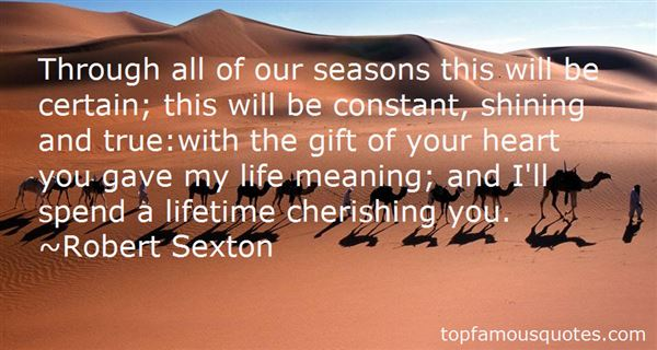 Quotes About Seasons And Time