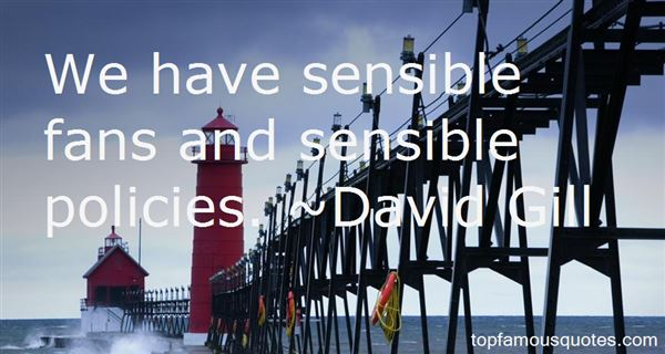Quotes About Sensible