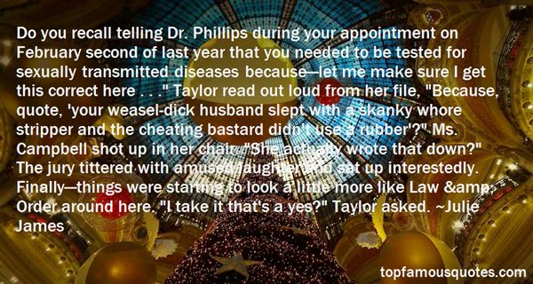 Quotes About Sexually Transmitted Diseases