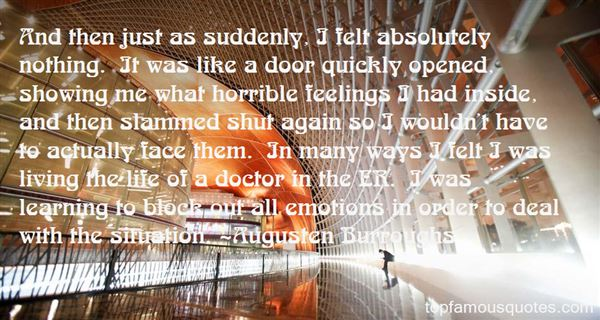Quotes About Showing Emotions
