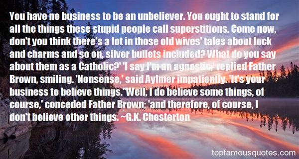 Quotes About Silver Bullets