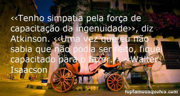 Quotes About Simpatia