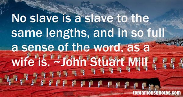 Quotes About Slave