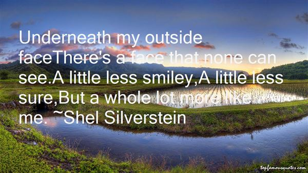 Quotes About Smiley