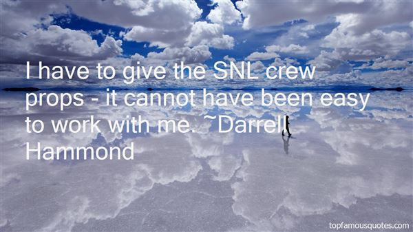 Quotes About Snl