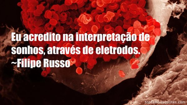 Quotes About Sonhos