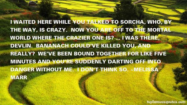 Quotes About Sorcha